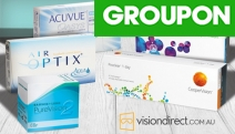 Contact Wearers, Grab $40 to Spend on Contact Lenses at Vision Direct! Shop Big Brands Incl. Acuvue, PureVision, Air Optix, Maxi Eyes & More