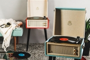 Be Part of the Vinyl Revival with Record Players, Speakers & Cases by GPO! GPO has Reinvented the Classic Turntable for the Modern-Day LP Lover