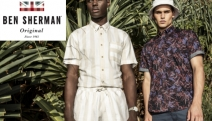 'Tis the Season to Look Your Best w/ 40% Off Full Price Items from Ben Sherman! Ft. Wardrobe Must-Haves from Workweek to Weekends. Use Code BEN40
