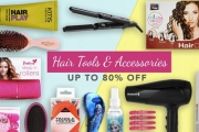 Kiss Bad Hair Days Goodbye w/ the Hair Tools & Accessories Sale! Ft. KMS, Remington, Toni & Guy, Goldwell & More, Plus Accessories for Young Girls