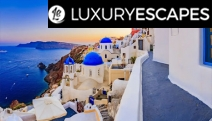 SANTORINI, GREECE Witness 1 of the World's Most Popular Sunsets w/ 3N at Kastro Mansion on the Greek Island of Santorini! Bottle of Wine & More