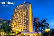 LUXURY BANGKOK Fabulous 2-Night Stay at the Iconic Dusit Thani Hotel! Daily Brekkie, Buffet Lunch, Club Lounge Benefits Incl. Nightly Cocktails & More