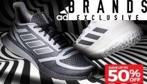 Slip into Fresh New Kicks from Adidas! Save Up to 50% Off a Range of Styles for All Ages. Lite Racer 2.0 Sneakers, Duramo 9 Running Shoes & More
