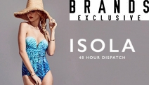 Rock Sophisticated, Chic & Completely Wearable Swimwear from Iconic Brand Isola! Styles Incl. One-Pieces, Bikinis, Beachwear & More!