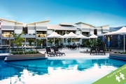 QUEENSLAND w/ FLIGHTS Relaxing 5-Night Getaway at Lagoons 1770 Resort & Spa! Incl. Daily Breakfast, One Round of Golf, Town Shuttle & More