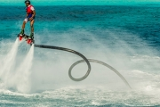 Defy Gravity and Experience the Latest Craze in Extreme Sport w/ a 30-Min Flyboarding Experience at Evolution Flyboarding! Mindarie Marina Location