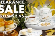 Add Some Elegance to Your Table with the Ashdene Tableware Mega Clearance! Shop the Range Incl. Mugs, Teapots & More. Great Christmas Gift Idea