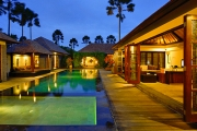 SEMINYAK Experience Balinese Luxury with a 7-Night Two-Bedroom Villa Stay at Peppers Seminyak! Feat. Private Pool, Daily Breakfasts & More