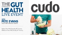 Reclaim Your Health the Natural Way w/ a Full-Day Complete Gut Health Live Event, Feat. Celebrity Chef Pete Evans & Guests. Healthy Recipes & More