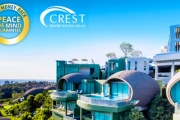 PHUKET Family Getaway w/ 5 Nights at Crest Resort Pool & Villa! Deluxe Seaview Room Incl. Daily Meals, Massage & Cocktails, Kids' Club Access & More