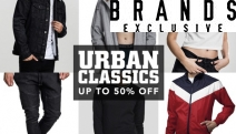 Shop On Trend, Street Style Apparel for Men & Women from Ultra Cool, Urban Classics! Stock Up on Crew Necks, Puffer Jackets, Hoodies, Tees & More