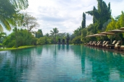 UBUD 3 Nights in 1 of Bali's Leading Luxury Hotels, 5* Chedi Club Bali! Incl. Brekkie & Afternoon Tea, Select Meals, Butler Service, Yoga & More