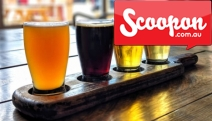 Raise Your Glass to the Ultimate Brewery Package from Brews Brothers Microbrewery! Ft. 1-Hr Brewing Workshop, BBQ Lunch, Beer Tasting Paddle & More