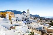 SANTORINI, GREECE 3N Island Dream at Santorini Dreams Villas! Indulge in a Deluxe Suite Stay w/ Outdoor Jacuzzi, Romantic 3-Course Dinner & More for 2