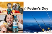 Make Dad Feel Special w/ Cool Father's Day Presents @ Scoopon! Some of the Best Activities & Products Incl. Cruises, Fishing, Personalised Items & More