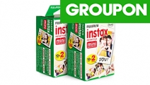 Get Snap Happy Around the Season's Festivities w/ a 40-Pack of Fujifilm Instax Mini Instant Film Bundle! Designed for the Instax Mini Line of Cameras