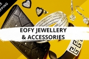 Add the Perfect Finishing Touch to Any Outfit w/ the EOFY Jewellery & Accessories Sale! Shop 400+ Styles Incl. Wallets, Necklaces, Watches & More