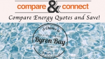 Get the Best Price on Your Energy Bills w/ Compare & Connect! Start Comparing & Start Saving + You'll Go in the Draw to Win a Byron Bay Weekend Getaway
