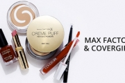 Make Your Make Up 'Easy, Breezy, Beautiful' w/ the Max Factor & Covergirl Make Up Sale! Shop Foundation, Mascara, Lipstick & More. Plus P&H