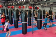 Get Set to Sweat w/ 5 Weeks of Unlimited Kickboxing Classes at Total Toning Fitness! Ft. Access to Over 60 Classes a Week. Upgrade to Train w/ a Friend