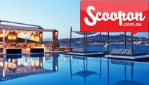 MYKONOS 4N of Island Glamour @ Renowned Hotspot, Mykonos No5! Deluxe Seaview Room for 2 w/ Daily Brekkie, Lavish 3-Course Dinner, Bottle of Wine & More