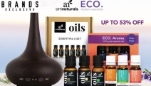 Go through Life in a Serene State w/ this Aromatherapy Superstore! Shop ECO. Aroma Deep Sleep Essential Oils, 6-Piece Wellbeing Collection & More