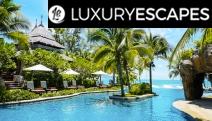 KOH SAMUI 5* Beachfront Paradise w/ 8-Nights at Royal Muang Samui Villas! Incl. Daily Brekkie & Cocktails, Massages, Airport Transfers & More