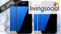 Enjoy Amazing Technology at Your Fingertips for Less w/ a Refurbished Samsung S7 or S7 Edge! Incl. 30-Day Satisfaction Guarantee, 3 Colours