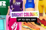 Sweat it Out in Style w/ the Summer Brights Sports Gear Sale! Ft. Up to 55% Off Sneakers, Apparel & More from Adidas, ASICS, The North Face & More