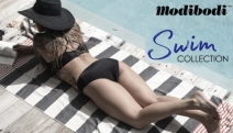 Do Laps Without the Leaks with Modibodi Swimwear! Protective Leak-Proof Swimmers Incl. Bikini Bottoms & One Piece Swimsuit for Periods & Incontinence!