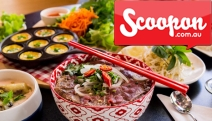 Satiate Your Desire for Fresh, Flavoursome Vietnamese w/ $60 to Spend at Satio in Wolli Creek. Think Wagyu Beef Pho, Signature Fried Rice & More