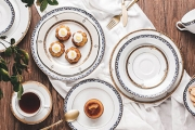 Give Your Table an International Flavour with These Stunning Luxury Dinner Sets, Glassware & More by Japanese Brand, Noritake! Perfect Gift Idea
