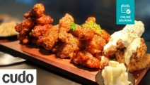 Bite into a Mouthwatering Korean BBQ Feast + Wine or Beer @ K-Town Korean BBQ House! Choose from Beef, Pork or Fried Chicken Share Platter per Couple