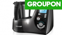 Get Help in the Kitchen w/ a BioChef Mycook 'All in One' Kitchen Machine! Simple to Use, Performs 15+ Tasks, Incl. Crushing, Steaming & More. Plus P&H
