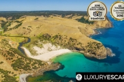 KANGAROO ISLAND Discover the Natural Beauty of Kangaroo Island w/ a 3-Night Escape in a Private Eco Villa at Sea Dragon Lodge! Daily Brekkie & More