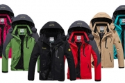 Four Seasons in One Day? Be Prepared w/ a Men's or Women's Waterproof & Windproof Padded Jacket from Just $49! Incl. Inner Microfleece Liner