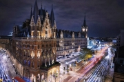 LONDON 3-Night Jr Suite Stay at 5* St. Pancras Renaissance Hotel! Incl. Exec. Lounge Access, Brekkie, Afternoon Tea, Alcohol, Food Credit & More