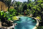 UBUD, BALI 3N Serene Retreat for 2 @ Ubud Nyuh Bali Resort & Spa! Deluxe Pool Villa w/ Daily Brekkie & Select Dining, Daily Pampering, Yoga & More