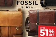 Make Your Mark w/ Fossil Leather Accessories! Shop Wallets, Satchels, Crossbody Bags, Messenger Bags, Clutches & More. Men's & Women's Designs