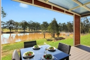 HUNTER VALLEY, NSW Quintessential Vineyard Break in Renowned Hunter Valley @ IronBark Hill Estate! Up to 3N Villa Stay Perfect for Couples or Groups