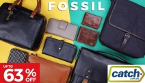 Be Treated to Premium Leather Goods with Up to 63% Off Fossil Handbags, Wallets, Watches & More! Shop Totes, Portfolio Briefs, Watches & Lots More
