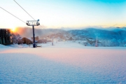 MT BULLER, VIC Snow Escape for Up To 5 Ppl! Stay 2 Nights at Alpine Retreat in the Heart of the Village from Just $349! Incl. Breakfast, Ski Hire & More
