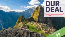PERU Explore the Amazing 'Lost City' in All Its Glory w/ a 7-Day Inca Trail Trek to Machu Picchu! Incl. Meals, Transfers, Tents & Gear, Guide & More