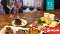 Raise Your Glass to a 3-Course Shared Lunch w/ Matching Wines for 2 @ the Wolf Blass Visitor Centre! Plus Taste 4 Wines from the Wolf Blass Range