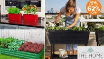 Up Your Gardening Game w/ the Range of Raised Garden Beds & Planters! Shop Up to 62% Off Vertical Gardens, Plant Pots, Pot Stands & More