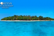 VANUATU 3-Nights at Private Island w/ All Meals Incl. for 2 Adults & 1 Child u/12 at Bokissa Private Island Resort! Ft. Cocktails, Transfers & More