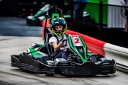 Zip Around the World-Class Track at Hi Voltage Karts for a Thrilling Go Kart Race for Two in Ravenhall! Upgrade to Two Races for Up to Four People
