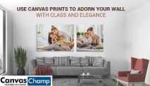 Spruce Up Your Home with Personalised Canvas Prints from Canvas Champ! Save Big with 85% Off a Variety of Sizes! Turn Your Memories into Timeless Art