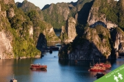 VIETNAM Don't Miss this 12-Day North-to-South Tour w/ Halong Tours Booking! Incl. Halong Bay Cruise, 11-Nights Accommodation, Select Meals & More