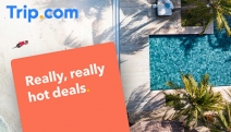 Got the Travel Bug? Book that Must-Needed Break for Less w/ Really, Really Hot Deals @ Trip.com! Think Europe, USA, Thailand, Philippines & More